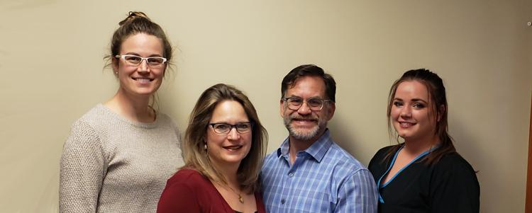 Chiropractic Willmar MN Staff at Linden Chiropractic Clinic